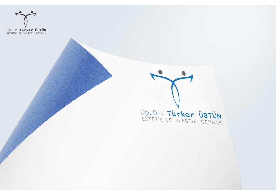 plastik cerrrahi kliniğimize logo  yarışmasına tasarımcı AByg tarafından sunulan  tasarım