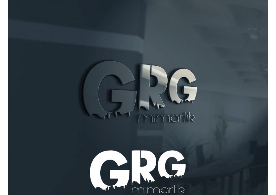 GRG Mimarlık logosunu arıyor yarışmasına B T tarafından girilen tasarım