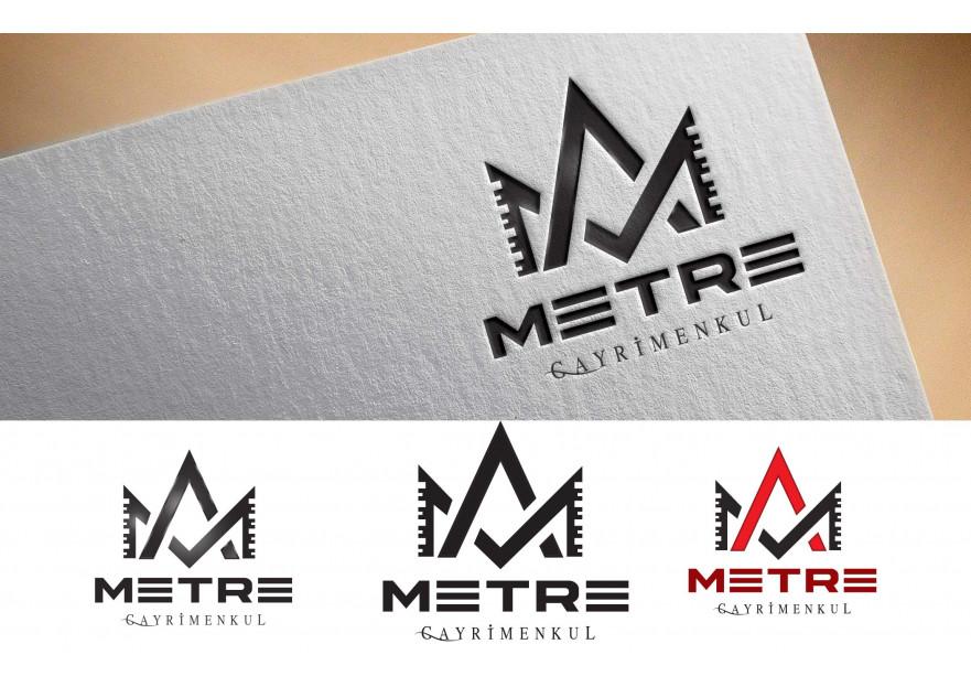 Gayrimenkul Firmamıza Logo  yarışmasına tasarımcı Pulseofmaggots tarafından sunulan  tasarım