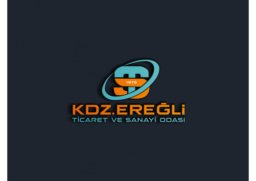 KDZ.EREĞLİ TİCARET VE SANAYİ ODASI LOGO  yarışmasına tasarımcı ARARAT tarafından sunulan  tasarım