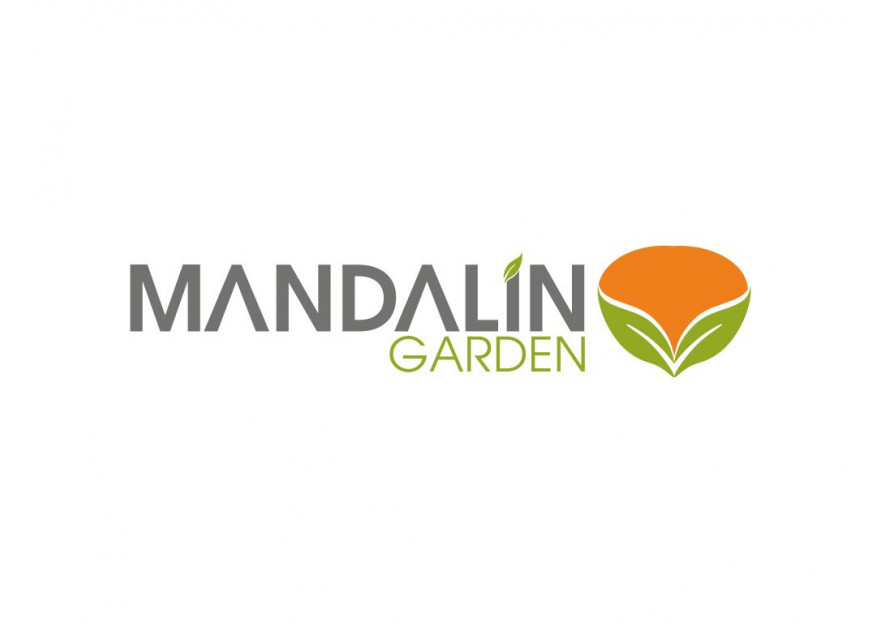 'MANDALİN GARDEN' logo tasarım yarışması yarışmasına GBN tarafından girilen tasarım