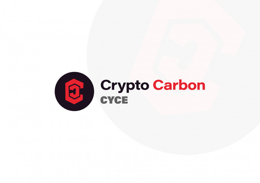 Crypto Carbon Logo. yarışmasına AlKo_Design tarafından girilen tasarım