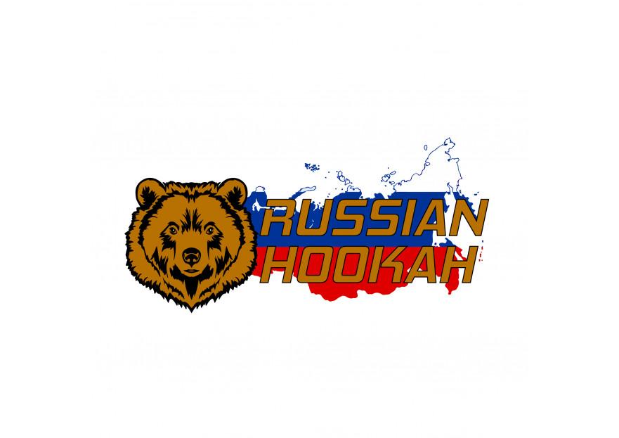 RUSSIAN HOOKAH LOGO  yarışmasına tasarımcı zumruduanka tarafından sunulan  tasarım