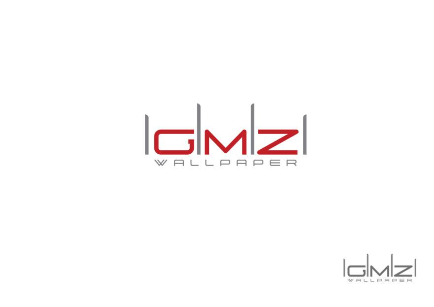 Duvar kağıdı fabrikamız için logo tasarı yarışmasına tasarımcı LogoPing™ tarafından sunulan  tasarım