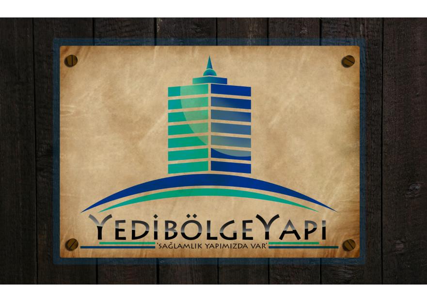 İnşaat firmamız için logo tasarımı yarışmasına tasarımcı aliyldsr tarafından sunulan  tasarım