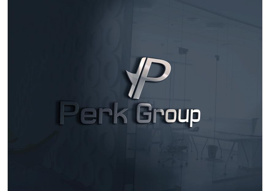 grup firması için logo tasarım yarışmasına tasarımcı Kaan grafik tarafından sunulan  tasarım