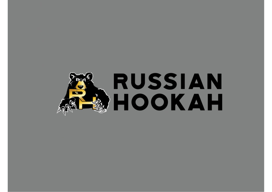 RUSSIAN HOOKAH LOGO  yarışmasına tasarımcı Adnan Kazaz tarafından sunulan  tasarım