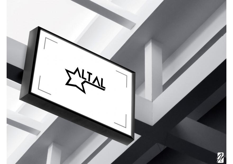 ALTAL' a mükemmel  logoyu sen tasarla ! yarışmasına Neco tarafından girilen tasarım
