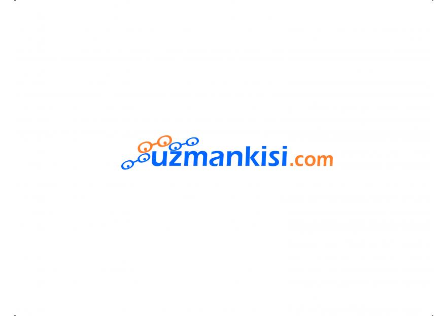 Uzman arama portalı için logo çalışması yarışmasına tasarımcı TeZCaN tarafından sunulan  tasarım