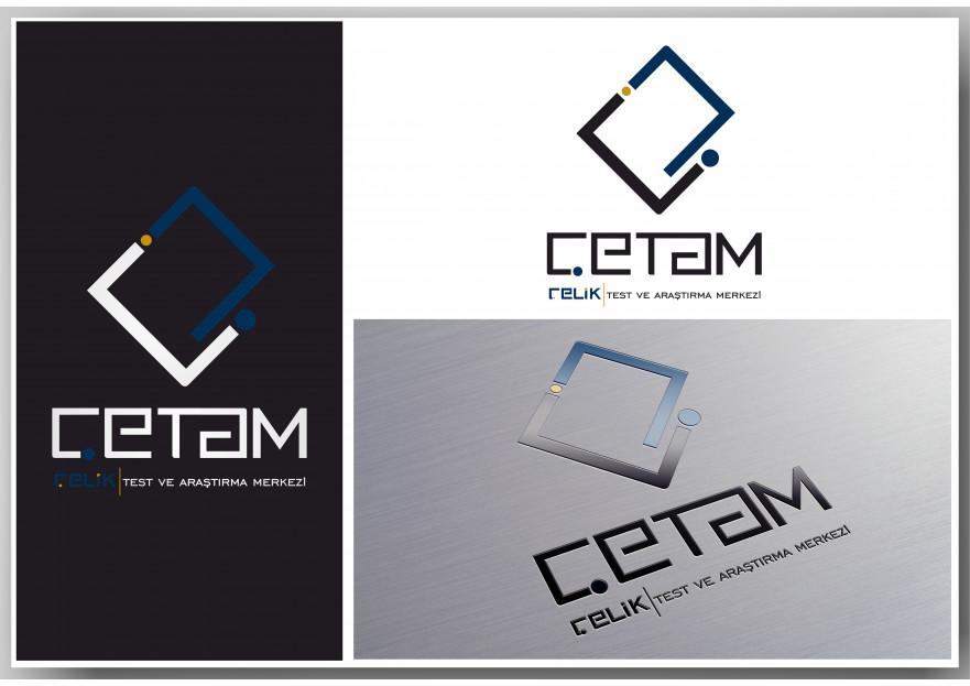 Çelik Test ve Araştırma Merkezi (ÇETAM) yarışmasına tasarımcı msk_ tarafından sunulan  tasarım