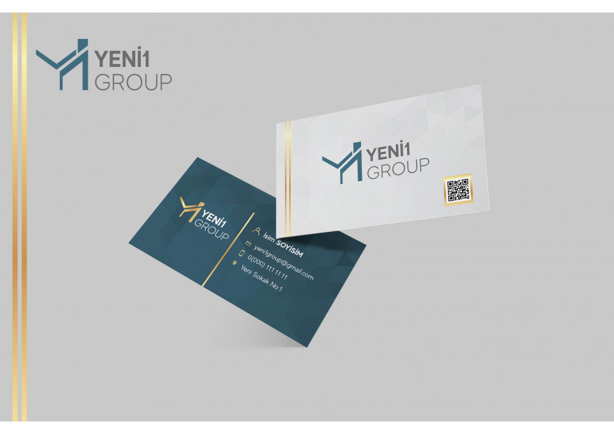 İnsan kaynakları için logo ve kartvizit  yarışmasına tasarımcı BambooCreative tarafından sunulan  tasarım