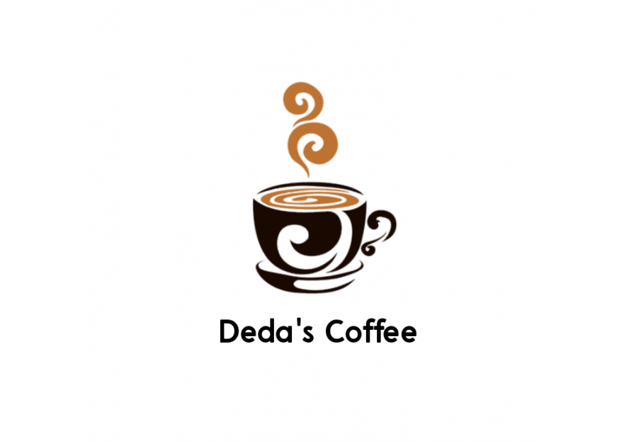 Kurumsal Olabilcek bir Coffee Marka LOGO yarışmasına tasarımcı Finifugal tarafından sunulan  tasarım