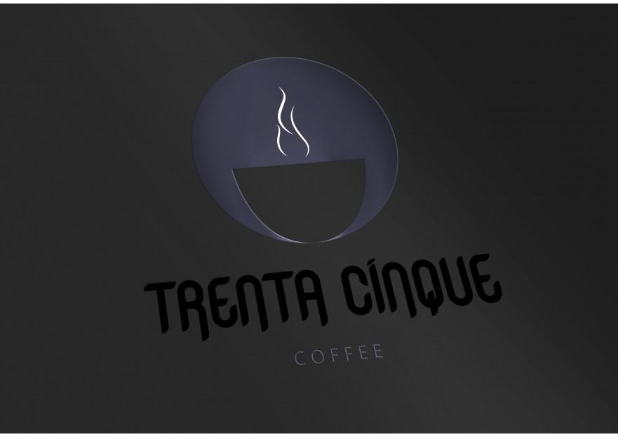 cafe bistro için logo yarışmasına tasarımcı hawk  tarafından sunulan  tasarım