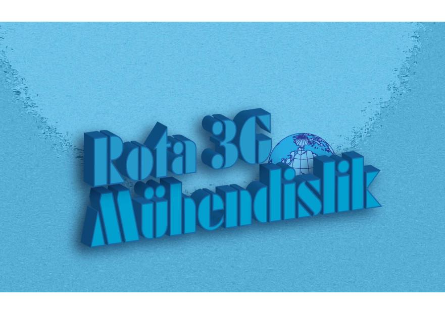 ROTAMIZI İFADE EDECEK BİR LOGO ARIYORUZZ yarışmasına tasarımcı Ali_Tasdelen tarafından sunulan  tasarım