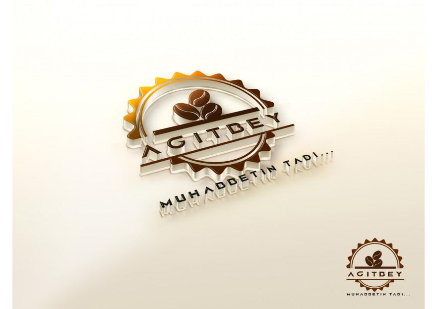 Kahve Firmamız İçin Kurumsal Logo yarışmasına mirka tarafından girilen tasarım