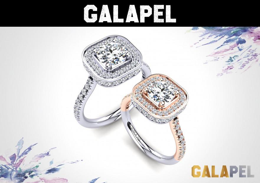 Mücevher markası logo  yarışmasına tasarımcı DD Sanat™ tarafından sunulan  tasarım