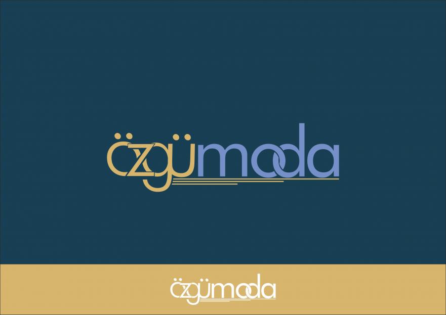 Özgü moda logo tasarım yarışmasına ogzhnygns tarafından girilen tasarım