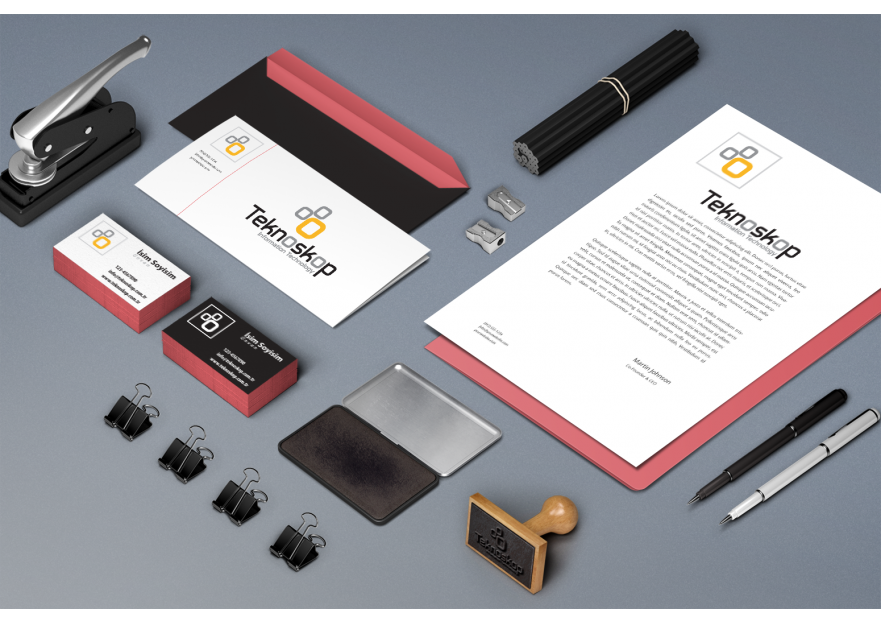 firmamız için kurumsal kimlik yarışmasına tasarımcı poison tarafından sunulan  tasarım