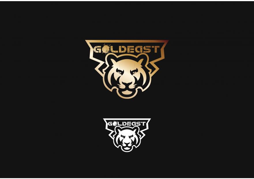 GoldEast Esport Counter Stike CsGo Logo yarışmasına tasarımcı cs_design tarafından sunulan  tasarım