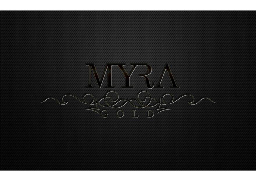Myra Gold Kurumsal Kimlik Logosu yarışmasına tasarımcı BAKU tarafından sunulan  tasarım