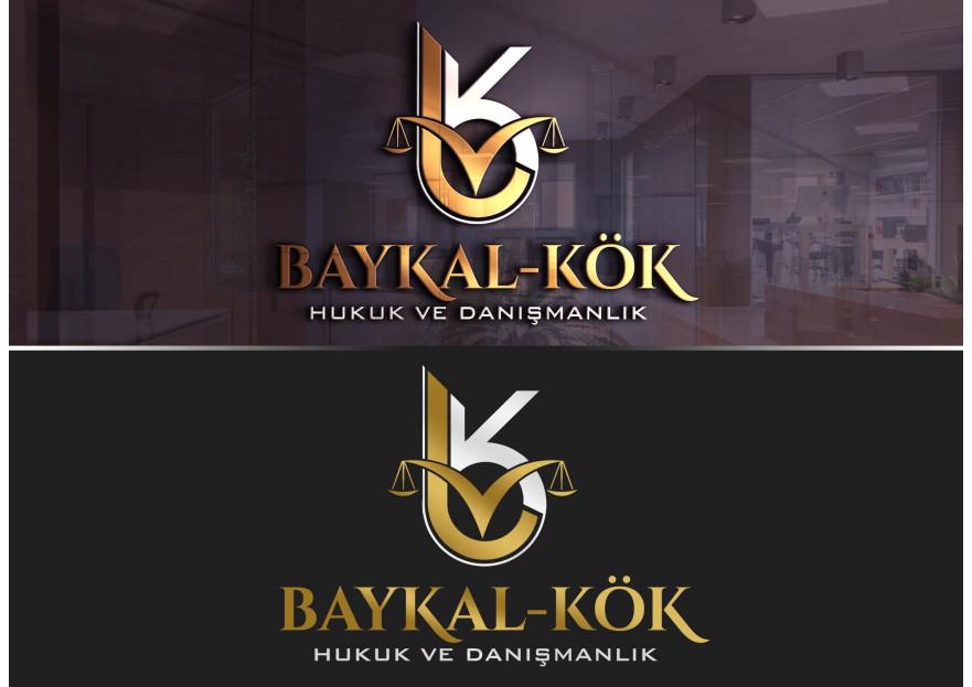 HUKUK VE DANIŞMANLIK OFİSİMİZE TASARIM yarışmasına A.Güler tarafından girilen tasarım