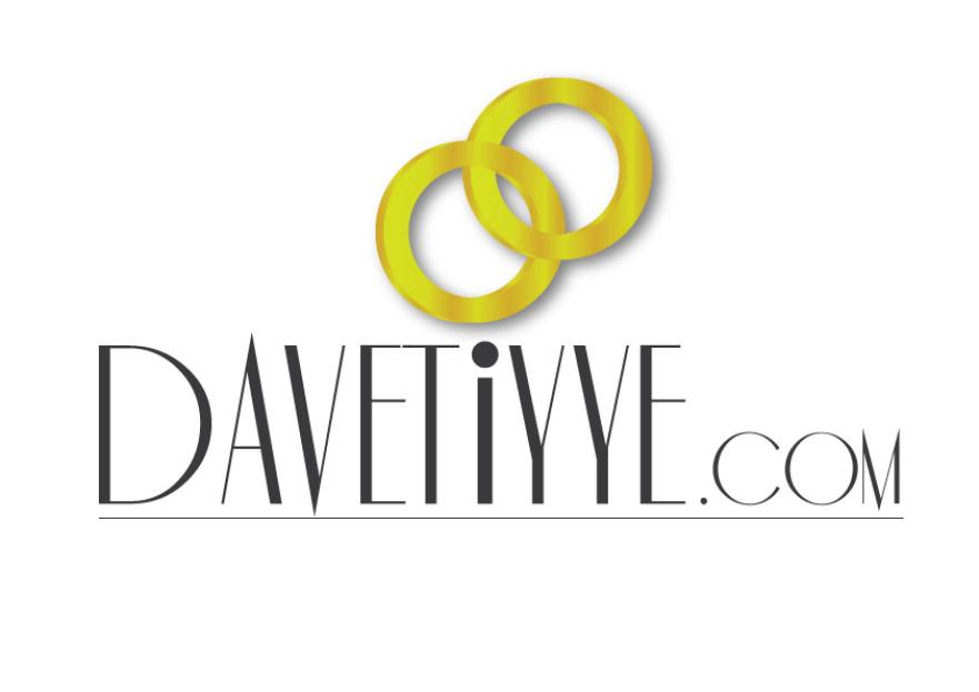 Davetiye E-Ticaret Sitesi Logo Tasarımı yarışmasına tasarımcı v7morqqq tarafından sunulan  tasarım