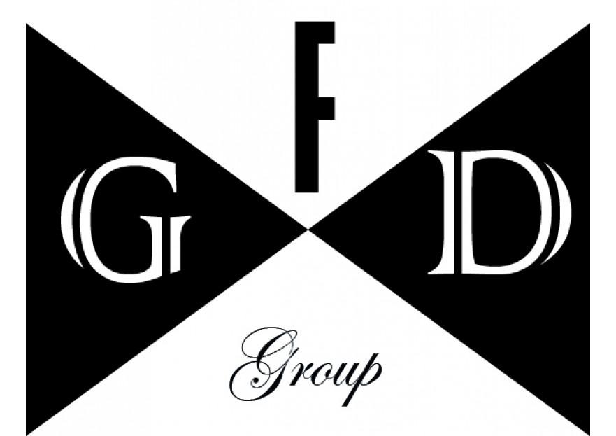 FGD GRUP Logo  yarışmasına Ferhatdr tarafından girilen tasarım