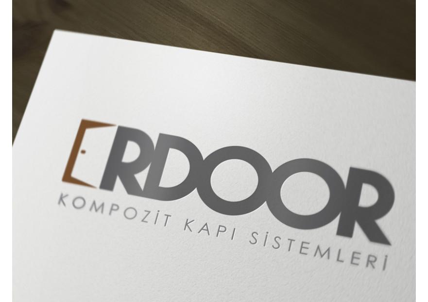 KAPI FİRMASI LOGO TASARIMI yarışmasına artkolik tarafından girilen tasarım