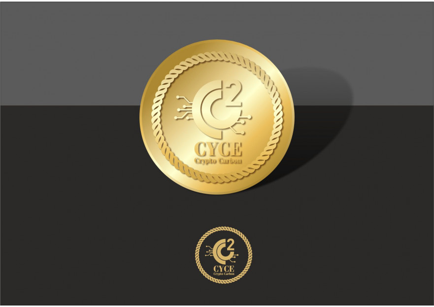 Crypto Carbon Logo. yarışmasına grafikerh tarafından girilen tasarım