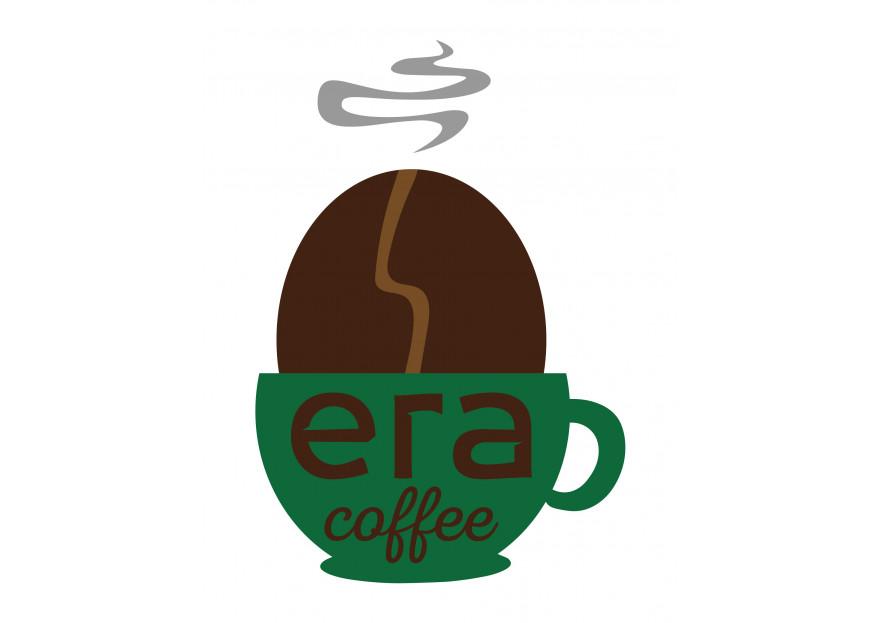Kahve Dükkanı için Logo yarışmasına tasarımcı dadazib tarafından sunulan  tasarım