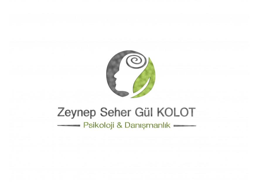 Psikoloji kliniği logo tasarımı yarışmasına tasarımcı A.Güler tarafından sunulan  tasarım