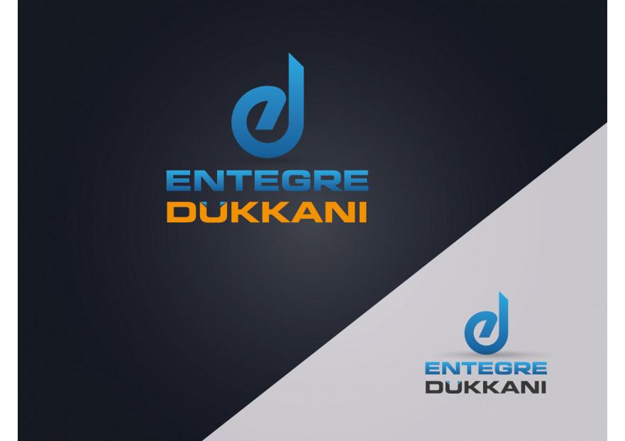 Entegre Dükkanı Logosunu Arıyor yarışmasına serd@r tarafından girilen tasarım