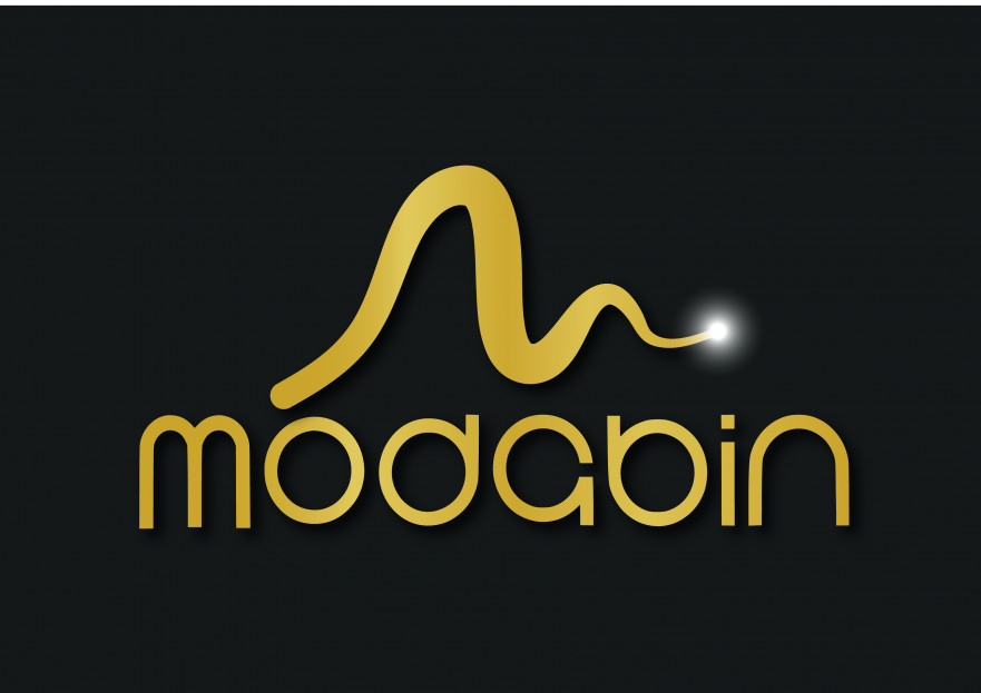 Modabin için logo yaptırmak istiyorum yarışmasına merter tarafından girilen tasarım
