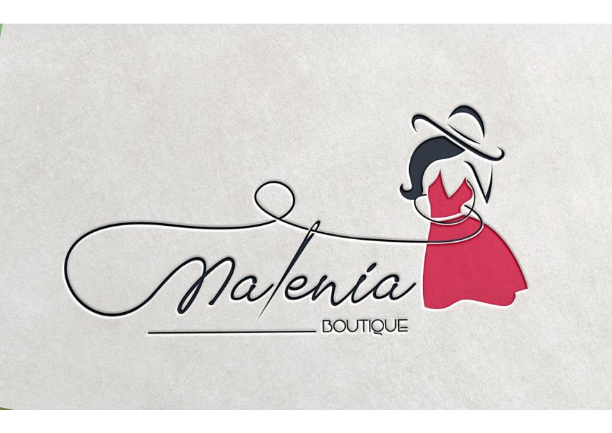 e ticaret butik sitemize logo arıyoruz yarışmasına Designetry tarafından girilen tasarım