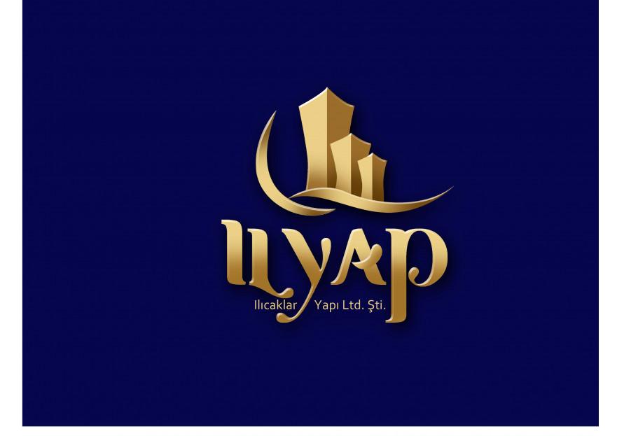 Ilyap Ilıcaklar Yapı logo çalışması yarışmasına tasarımcı serro tarafından sunulan  tasarım