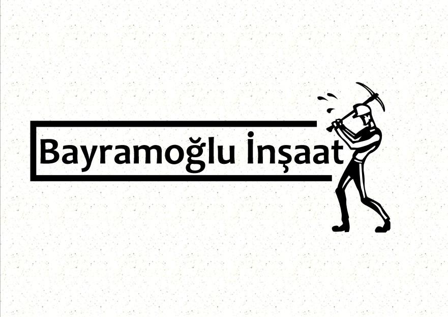 İNŞAAT FİRMAMIZ İÇİN LOGO TASARIMI yarışmasına tasarımcı pab tarafından sunulan  tasarım