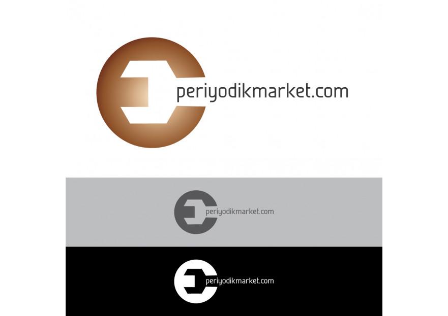Logo tasarımı yarışmasına anafor tarafından girilen tasarım