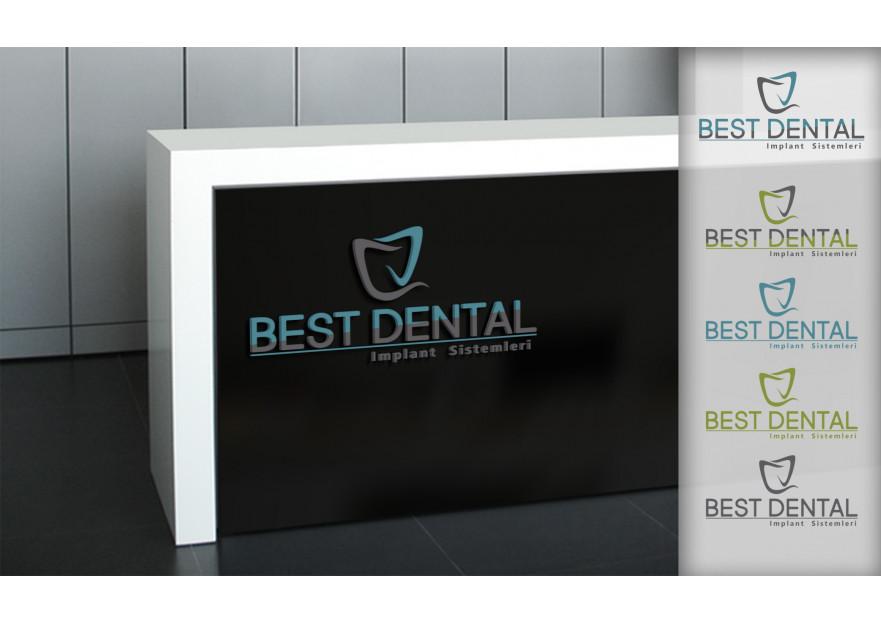 Best Dental Yeni logosunu arıyor yarışmasına tasarımcı leylajale tarafından sunulan  tasarım