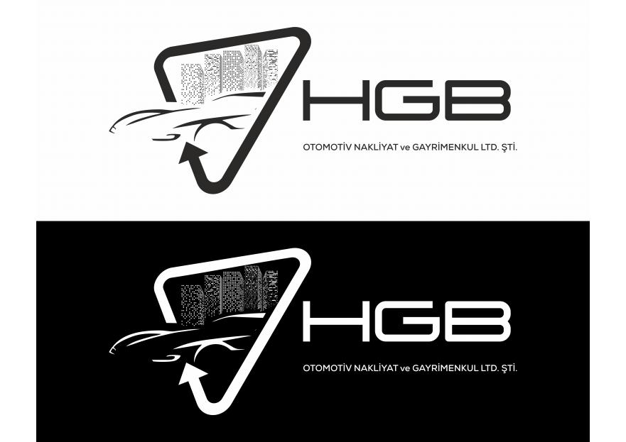 HGB OTOMOTİV NAKLİYAT VE GAYRİMENKUL DAN yarışmasına tasarımcı Verum tarafından sunulan  tasarım