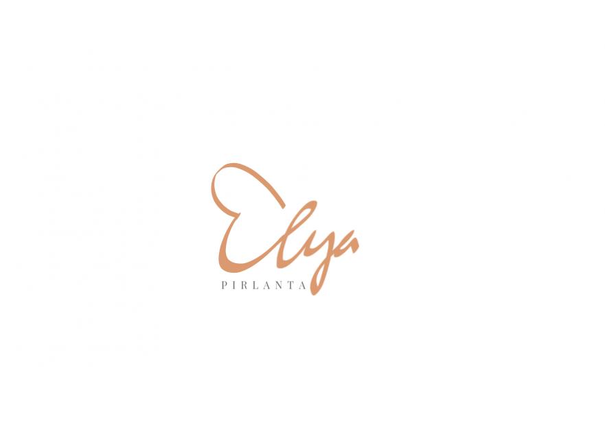ELYA Pırlanta firması Logo tasarımı yarışmasına tasarımcı 2N1K tarafından sunulan  tasarım