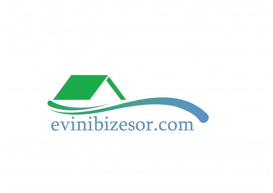 EviniBizeSor Projemiz için Logo yarışmasına tasarımcı / AEDENİZ / tarafından sunulan  tasarım