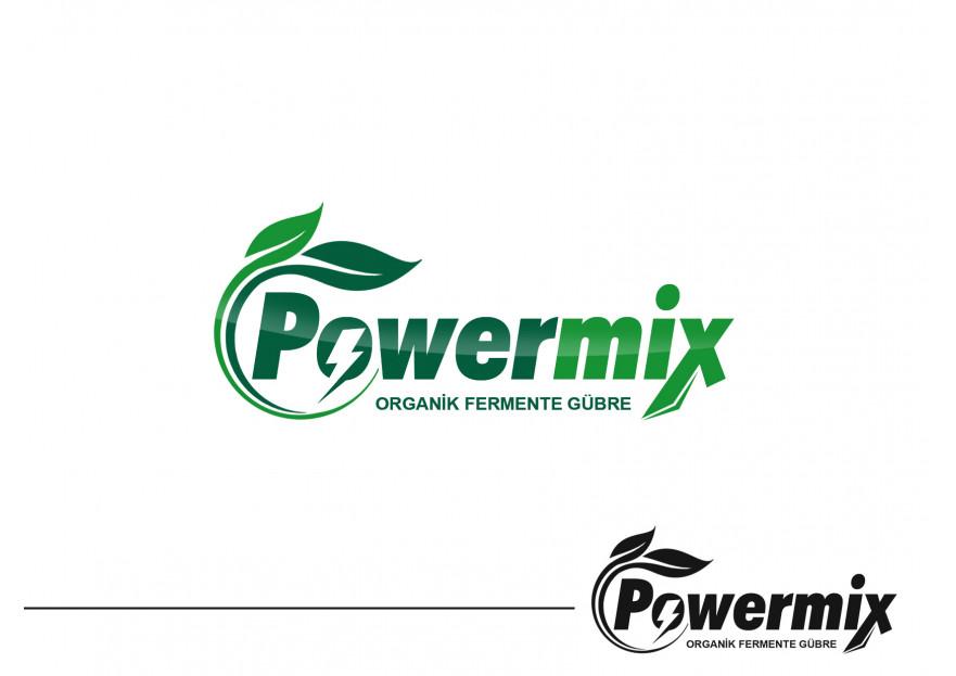 Organik Gübre Üreten Firmamız İçin Logo yarışmasına A.Güler tarafından girilen tasarım