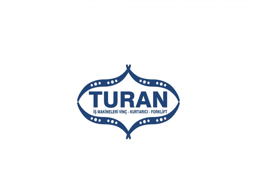 TURAN İŞ MAKİNELERİ LOGO TASARIMI yarışmasına TeZCaN tarafından girilen tasarım