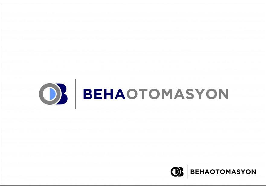 OTOMASYON FİRMASI İÇİN LOGO VE KARTVİZİT yarışmasına tasarımcı FND tarafından sunulan  tasarım