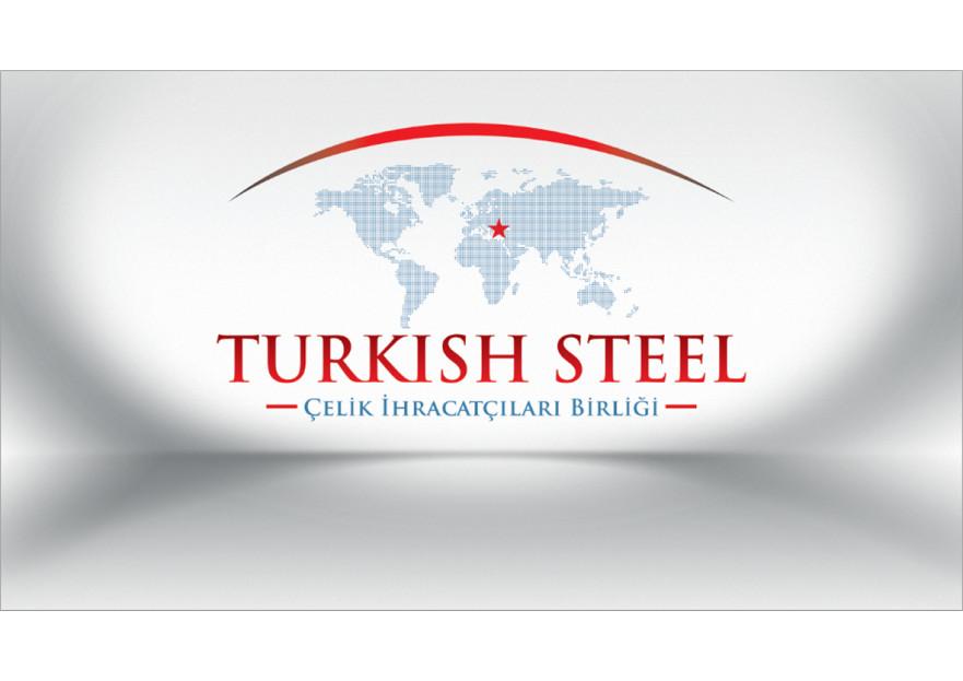 Çelik ihracatçıları birliği kurumsal  yarışmasına tasarımcı hdytgrafik tarafından sunulan  tasarım