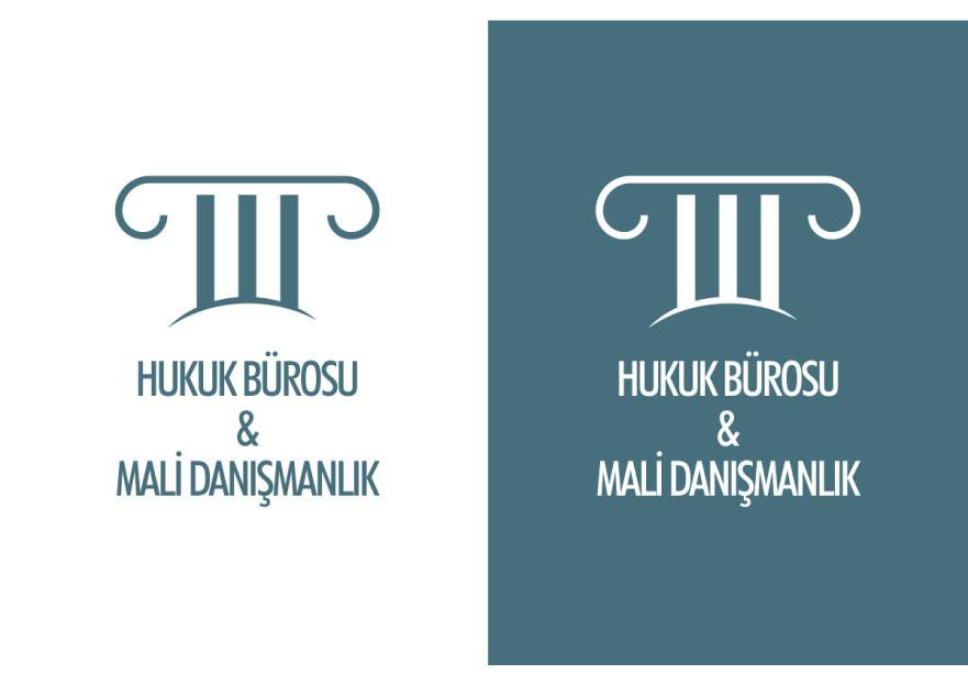 HUKUK BÜROSU VE MALİ DANIŞMANLIK yarışmasına dilanbn tarafından girilen tasarım