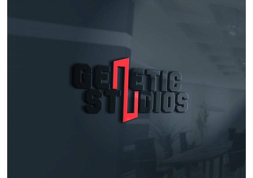 Oyun Firması İçin Logo Tasarımı yarışmasına tasarımcı de'faten tarafından sunulan  tasarım