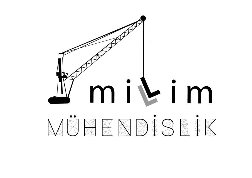 MÜHENDİSLİK FİRMAMIZ İÇİN LOGO yarışmasına tasarımcı ARARAT tarafından sunulan  tasarım