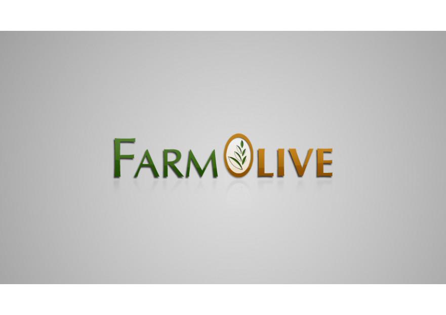 Zeytin ve Zeytin Ürünleri İçin Logo yarışmasına srcnbyrk tarafından girilen tasarım