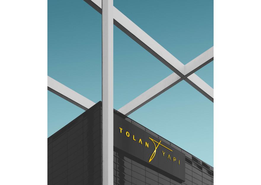Tolan Yapı için Kurumsal LOGO yarışmasına tasarımcı csm yry tarafından sunulan  tasarım